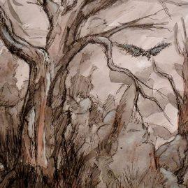 Bild mit Titel II  (21cm x 29,7cm)
